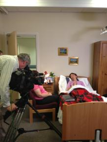 filming in a carehome1 copy-218x290
